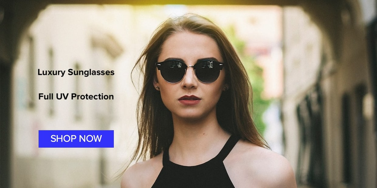 Luxury Sunglasses - Easy Optical
