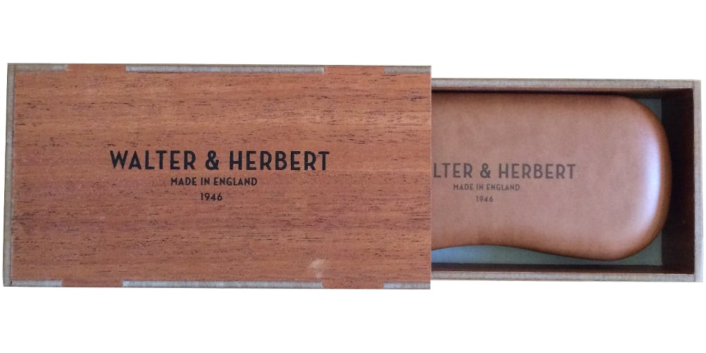Walter and Herbert Glasses Case